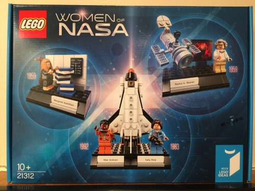 Lego Women of NASA